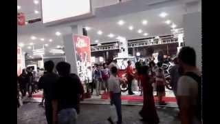 Suasana hari terakhir Jakarta Fair 2014