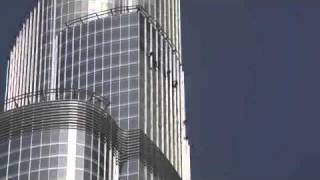 Caooconline - Burj Dubai - Window Cleaning.flv