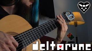 Friendship - Deltarune Guitar Cover