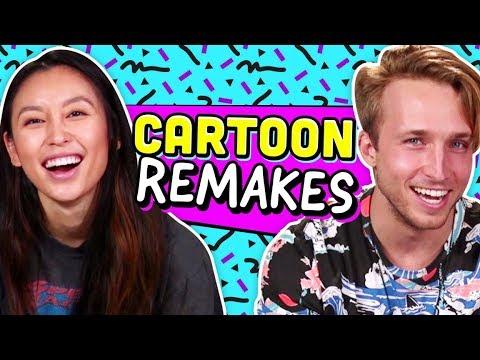90's CARTOON REMAKES (The Show w/ No Name)