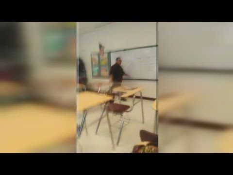 Belen High School security guard fired after profanity-filled video