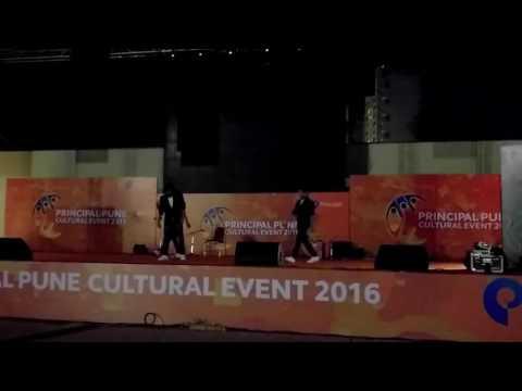 Principal Pune Cultural Event 2016