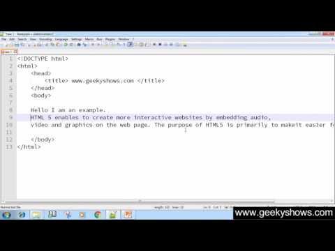 25. Abbreviation and Acronyms Tag in HTML (Hindi)