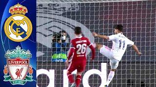 Реал Мадрид Ливерпуль Лига чемпионов 2021 Четвертьфинал Обзор FIFA ВАНГА прогноз