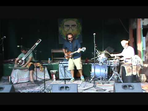 Family Funktion & The Sitar Jams at Quixote's True Blue 8.5.12