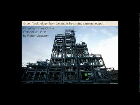 Carbon Recycling Intl's New Renewable Methanol Plant