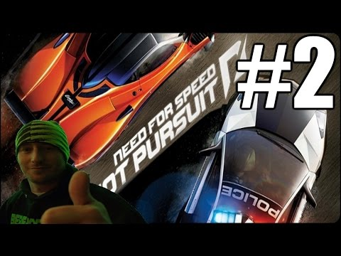 Need For Speed Hot Pursuit Gameplay #2 - He's DEAD (PC)