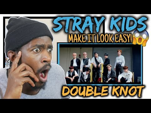 "Download DANCER REACTS TO STRAY KIDS DOUBLE KNOT | ChrisStillBeTalkin Stray Kids ""Double Knot"" M/V REACTION Mp4 baru"