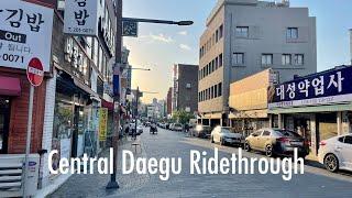 [5K Seoul] Central Daegu Ridet…