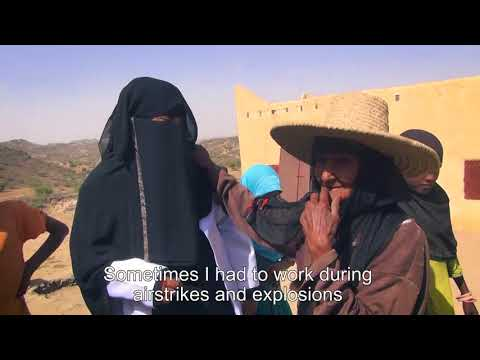 Yemeni midwives need support to continue their life-saving work