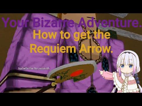 Roblox Your Bizarre Adventure How To Get The Requiem Arrow Youtube 1919 stand arrow jojo 3d models. roblox your bizarre adventure how to get the requiem arrow