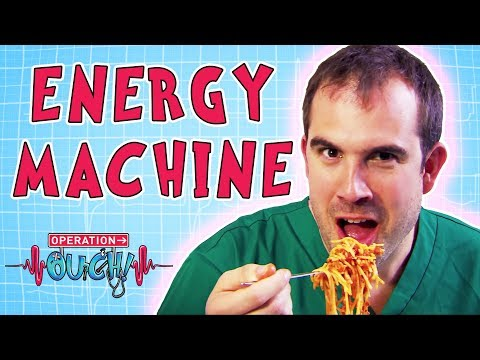 Operation Ouch - Energy Machine | Science for Kids