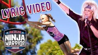 NINJA KARAOKE WITH PAYTON MYLER Music Video ft. Matt Iseman | American Ninja Warrior Junior