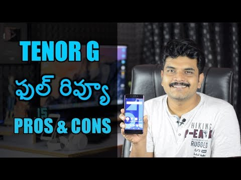 Tenor G(10.or G) Mobile Review with Pros & Cons ll in telugu ll by prasad ll