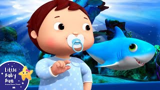 Baby Shark Dance | Baby Songs | +More Nursery Rhymes & Kids Songs | Little Baby Bum