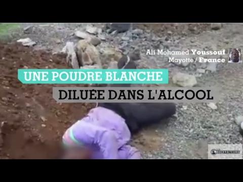 Une drogue qui fait des ravages à Mayotte et un bidonville rasé au Nigéria