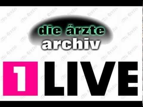 Wdr 1live Plan B 10042012 Interview Mit Die ärzte Teil 2 Youtube