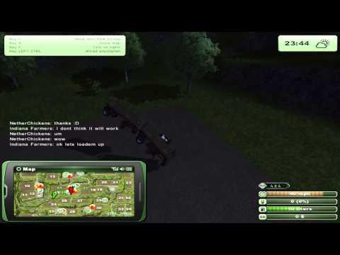 Glitching Simulator ( Farming Simulator)
