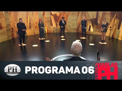 Programa 06 (24-04) - PH Podemos Hablar 2021