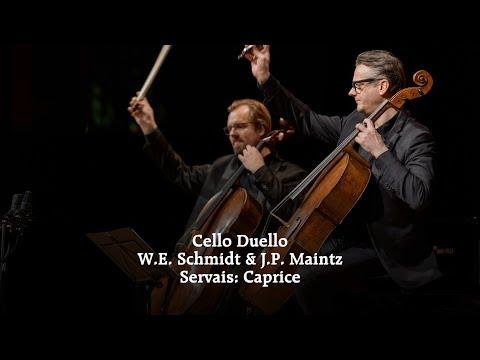 Cello Duello - Servais Caprice
