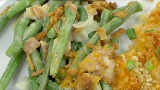 Recipe Rehab Tv, Season 1 How-to: Holiday Green Bean Casserole