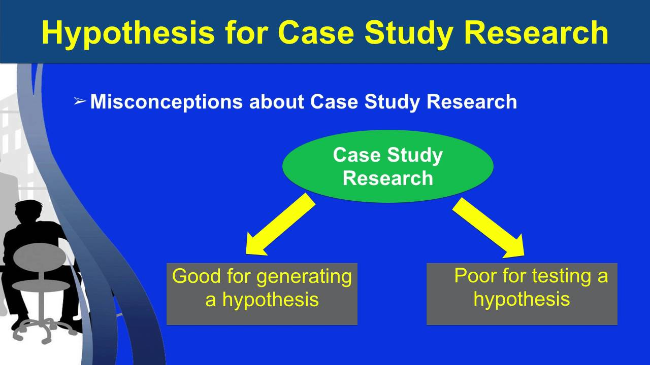 hypothesis testing and analysis case study I am working on a case study in a nutshell what i a looking at happens at a family gathering one gentleman is a manager of a small grocery store he speaks with his cousin who supervises a large number of data-entry workers at a.