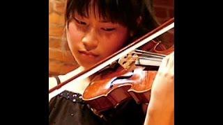 ラフマニノフ:ヴォカリーズ(Rachmaninov:Vocalise)石上真由子さん(by Mayuko Ishigami)