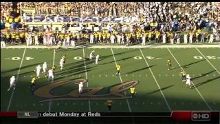 2007 #15 Tennessee vs. #12 Cal Golden Bears Football (Full Game)