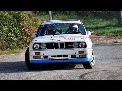 BMW M3 Rallying - HD