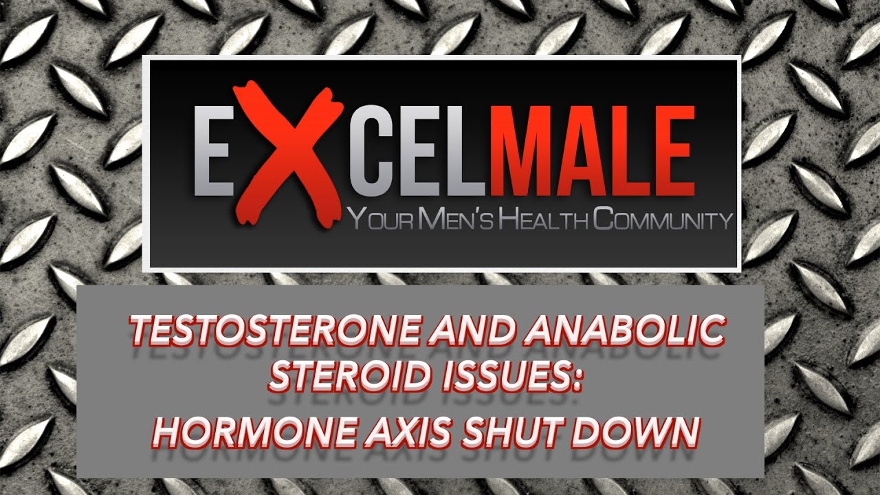 testosterone axis