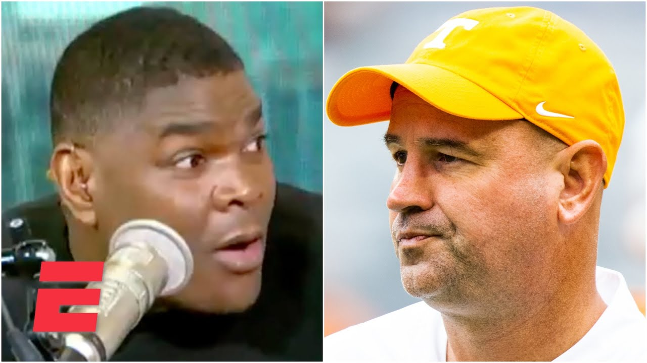 Reacting to the Tennessee Vols firing head coach Jeremy Pruitt | KJZ