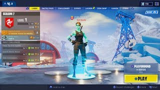 Unlocking Max Battle Pass SEASON 7.. Fortnite New Camos + Skins