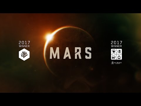 MARS Title Sequence | Framestore Design Studio