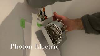 Bathroom lighting design and installation