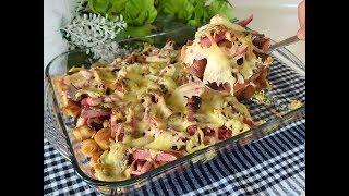 Pazar Kahvaltısı için Harika bir Tarifim Var l Börek Pizza l Mutfağımdaki Tadlar l Nefis Tarifler