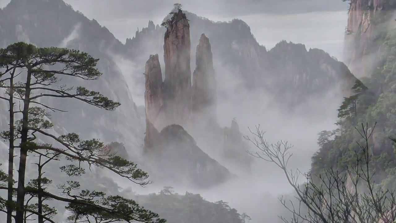 demographics of huang shan china 2 unesco world heritage sites a favorite city for tourism the mount huangshan is considered one of the most beautiful in china the city is in a region that is surrounded by mountains that made access difficult until recent decades this preserved some of the traditional culture of the area nearby.