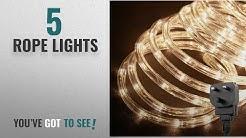 Top 10 Rope Lights [2018]: LE Outdoor LED Rope Lights Kit, 10m 240 LEDs Waterproof Strip Lights,