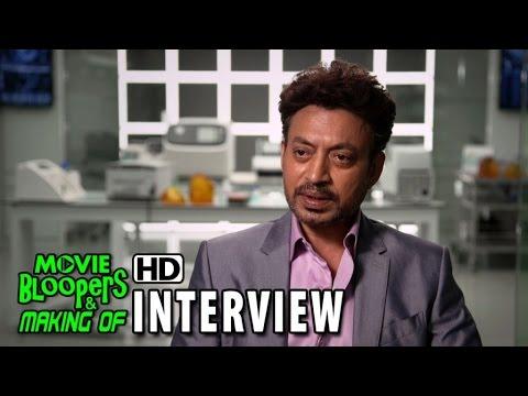 Jurassic World (2015) Behind the Scenes Movie Interview - Irrfan Khan 'Masrani'
