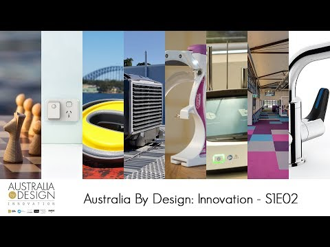 Australia by Design: Innovation - Series 1, Episode 2