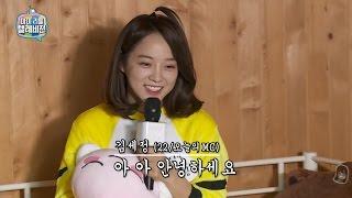 tvpp sejeong gugudan promising mc sejeong 세정 구구단 mc꿈나무 세정의 못 말리는 진행본능 mlt