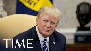 President Donald Trump On Nunes Memo: 'A Lot Of People Should Be Ashamed' | TIME