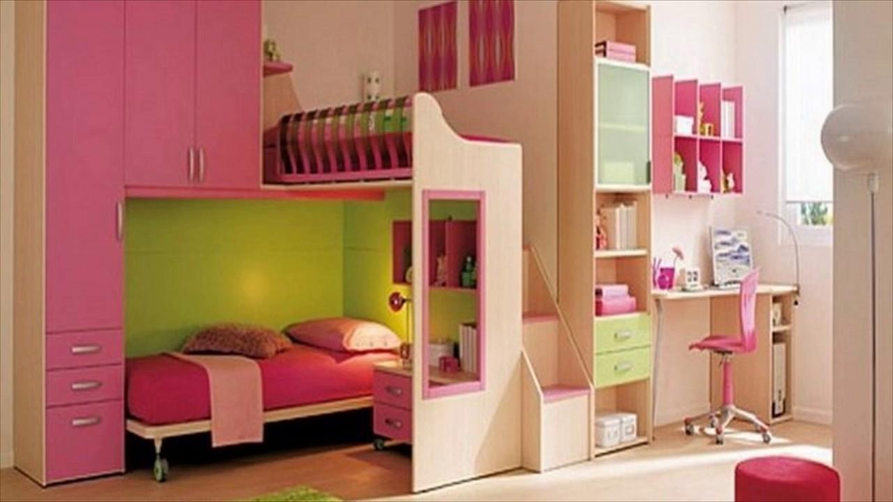 Dream Bedroom Designs For Kids - YouTube