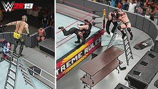 WWE 2K19 Top 10 Awesome Moments vs Epic Fails!!