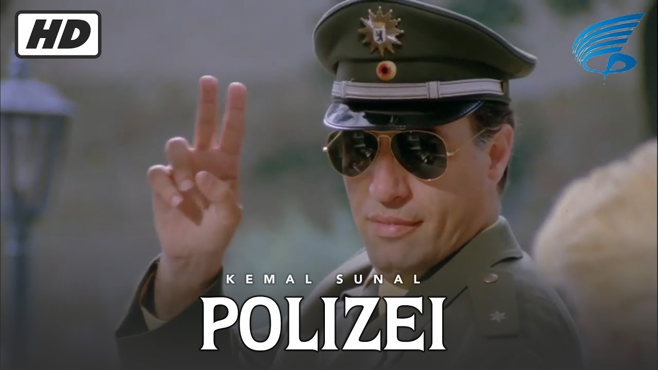 POLIZEI - HD Türk Filmi (Kemal Sunal)