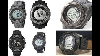 Timex Men's T49851 Expedition Vibration Alarm Watch Reviews