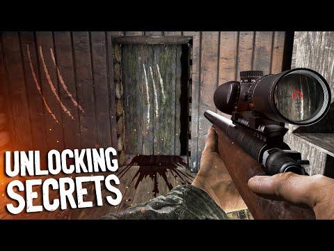 UNLOCKING SECRETS! -