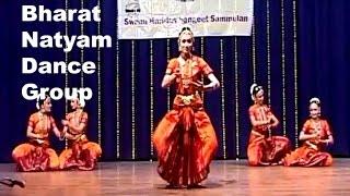 Dr Sandhya Purecha - Bharat Natyam Dance Group | Indian Classical Dance Form