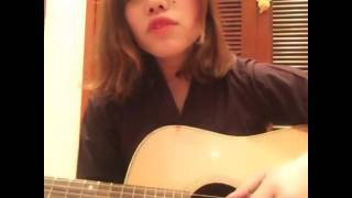 Cha và con gái guitar cover Thuỳ Chi