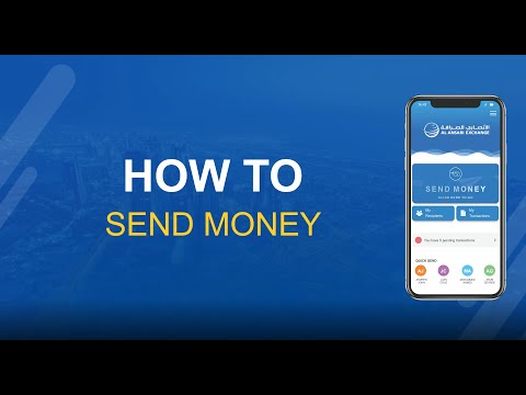 Learn How To Send Money On The Al Ansari Exchange App