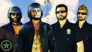 Let's Play - GTA V - The Prison Break: Setup - Criminal Masterminds (Part 2)
